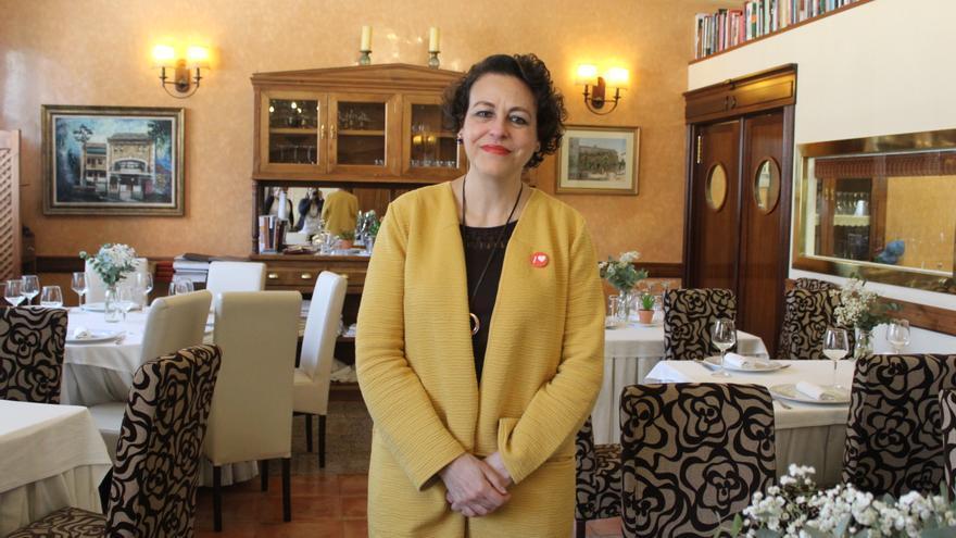"""Magdalena Valerio: """"Más que derogar la reforma laboral, hay que crear un nuevo estatuto de los trabajadores"""""""