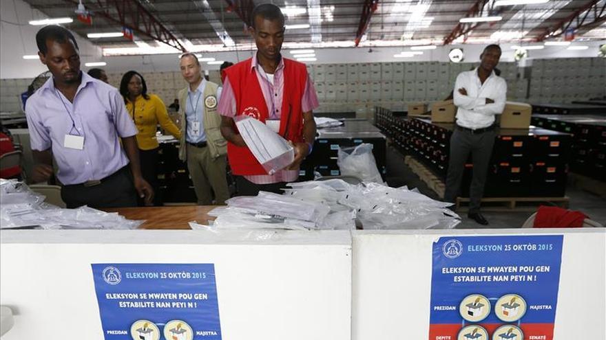 El Comité Electoral Provisional de Haití aplaza la segunda vuelta presidencial