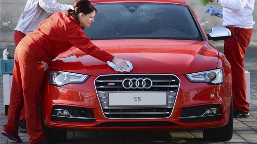 Audi sube hasta marzo beneficio operativo a 1.422 millones de euros, el 8,2 % más