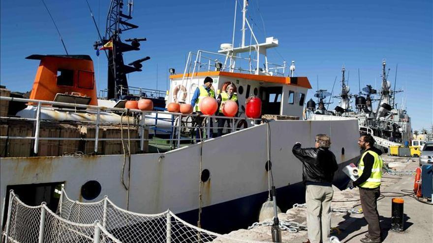 La Guardia Civil y la Agencia Tributaria hacen prácticas contra el tráfico de drogas