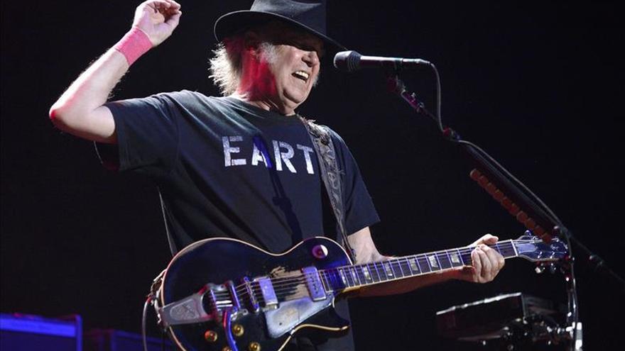 Madrid tendrá en junio nuevo festival, el Mad Cool, con Neil Young de padrino