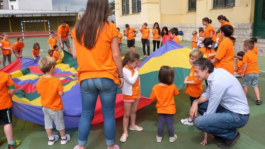 Arranca el Veranuco con 1.550 plazas para ayudar a las familias en la conciliación