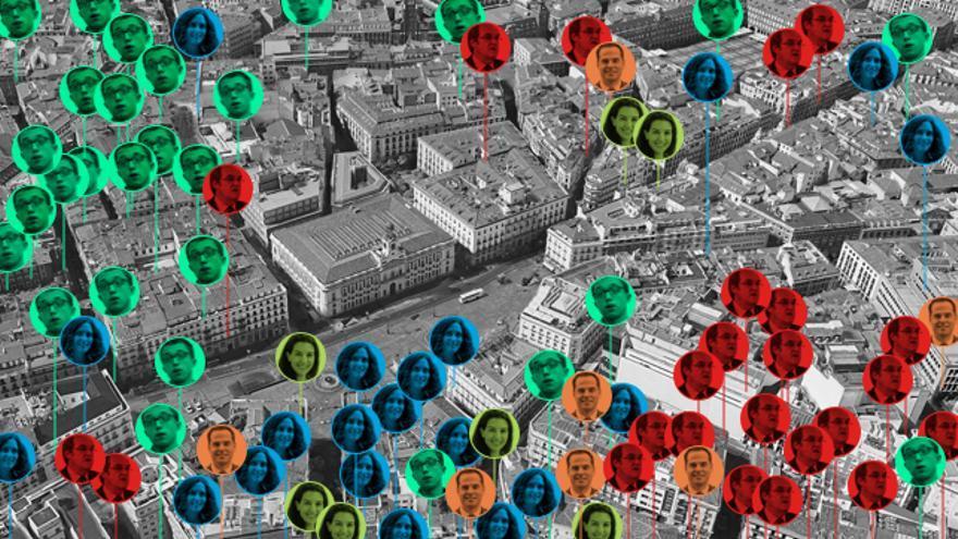 Elecciones autonómicas Madrid 26M