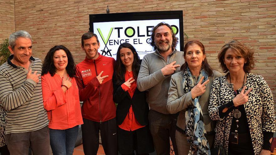 Toledo vence el cáncer / Foto: Alicia Avilés