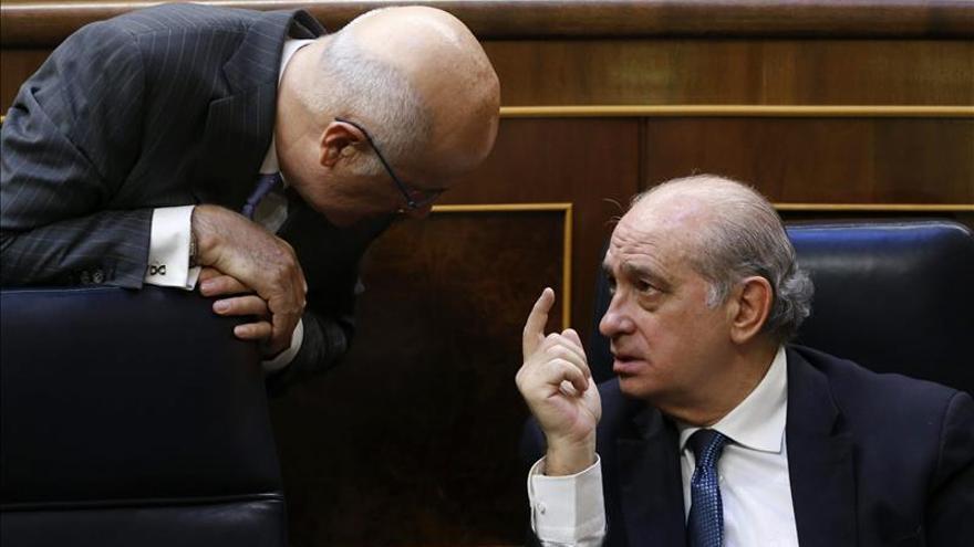Una semana en el Congreso marcada por el debate sobre la consulta en Cataluña