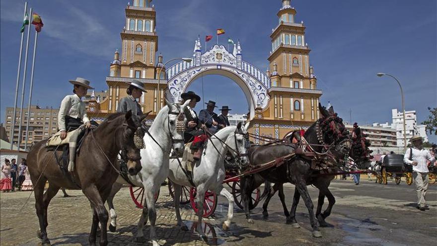 La Feria de Abril de Sevilla de 2014 será en mayo