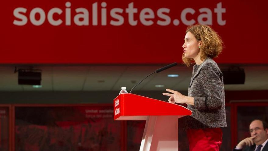 Batet (PSOE) y Montserrat (PP) dicen que Cataluña sufre una crisis de convivencia