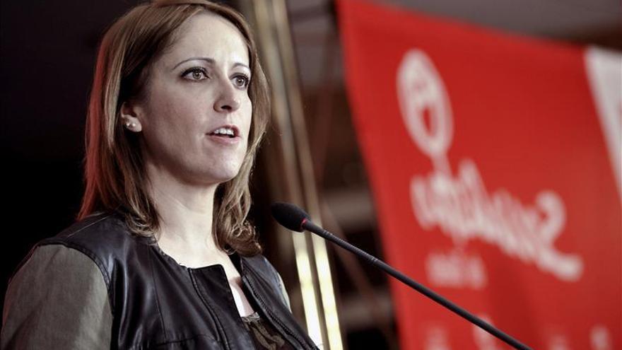 PSOE: si Cospedal tuviera dignidad no presentaría candidatura a investidura