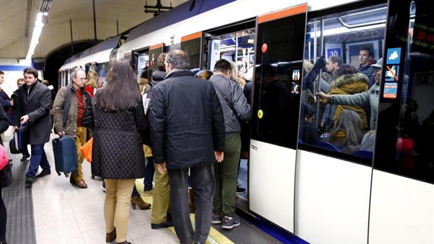 Metro de Madrid reconoce un cuarto caso de un trabajador enfermo por amianto