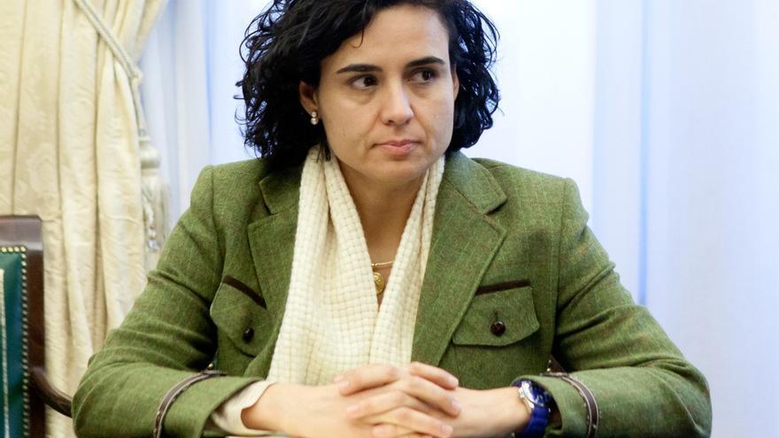 """Montserrat (PP) dice que ya hay un """"control estricto"""" de los viajes de los diputados y pide que se confíe en ellos"""