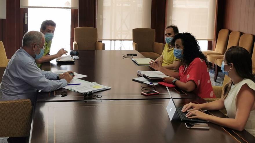 El Cabildo elaborará un mapa de recursos de vigilancia y salvamento en las playas de La Palma
