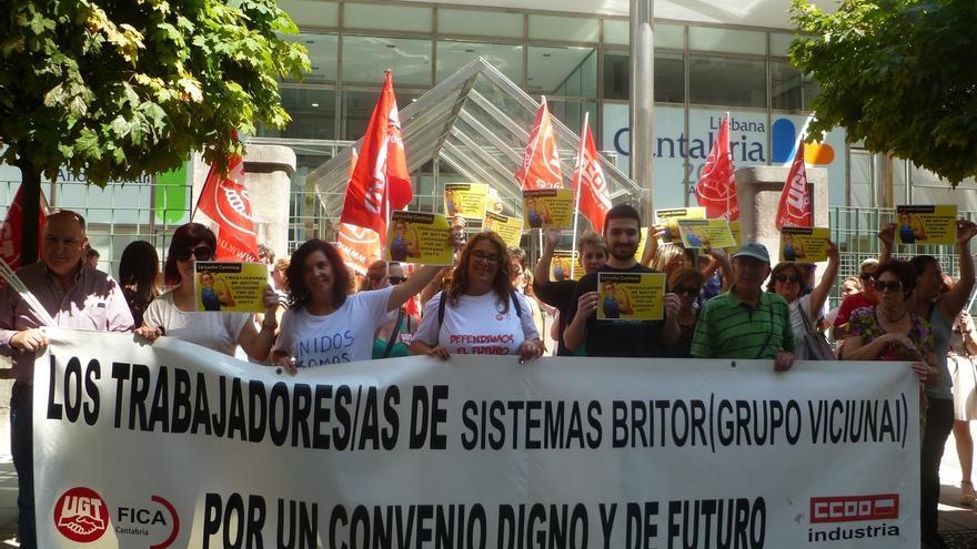 Sistemas Britor y sindicatos alcanzan un principio de acuerdo que deberá ser ratificado por la plantilla