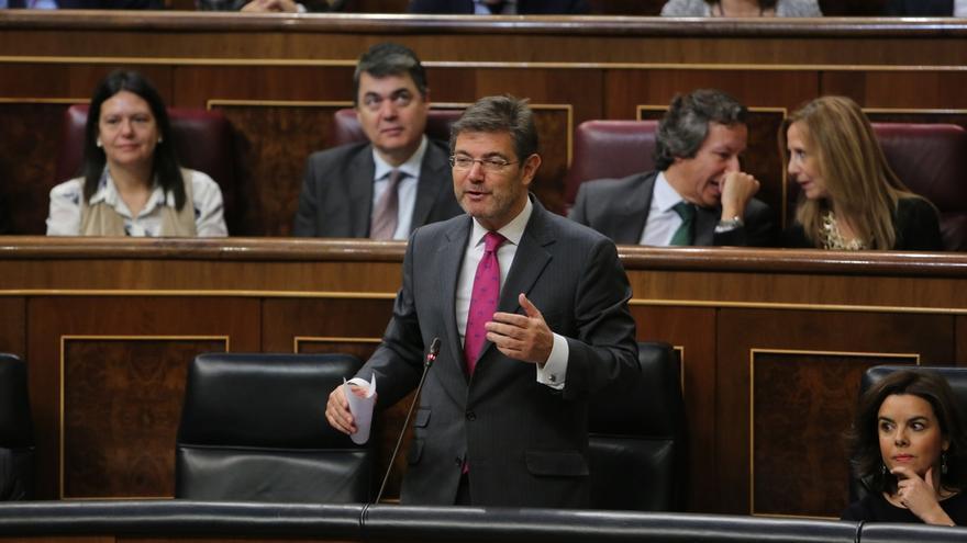 """Catalá asume que aún queda """"mucho por hacer"""" para """"mejorar"""" el sistema de lucha contra la corrupción"""