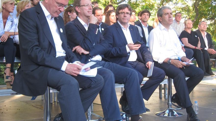 Homs (CDC) pide la dimisión de Jorge Fernández y su renuncia como candidato del PP