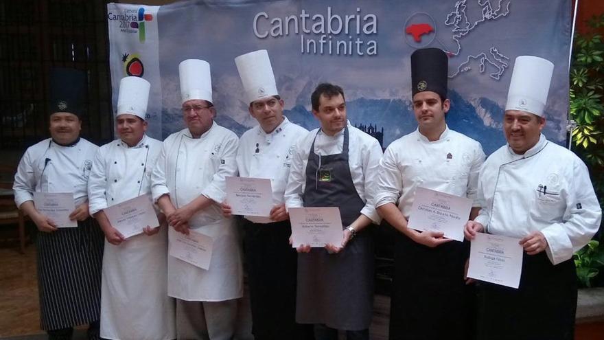 Cantabria muestra su gastronomía en México de la mano de El Serbal