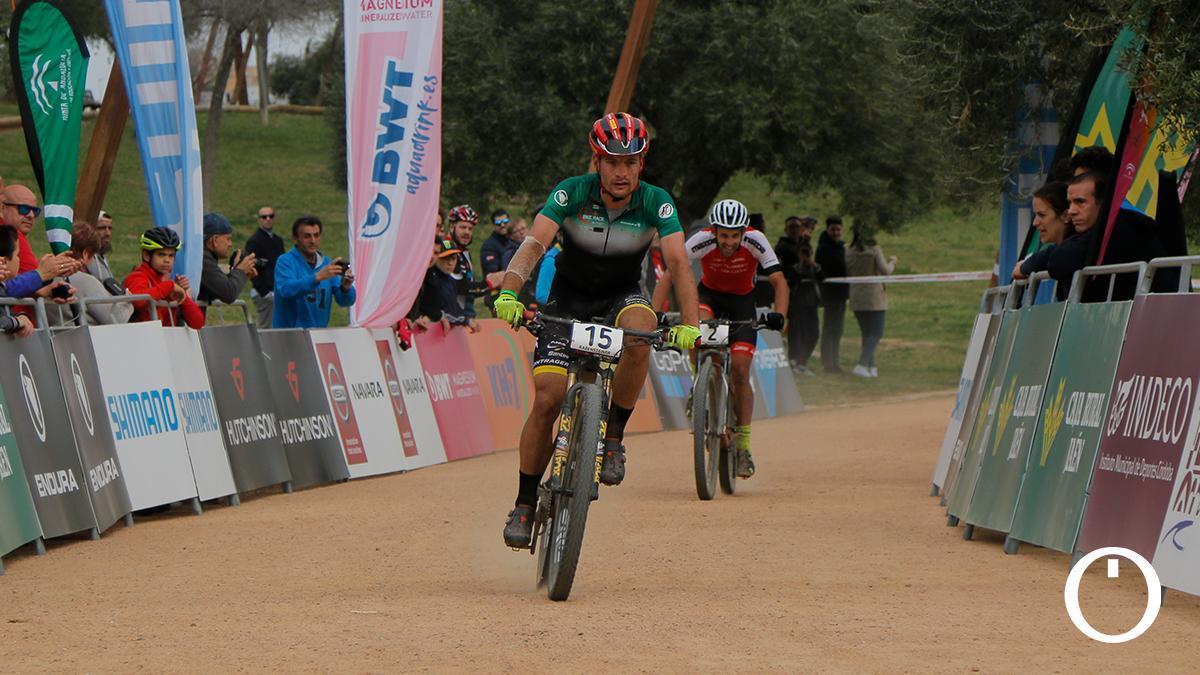 'Bikers', en la última edición de la Andalucía Bike Race.