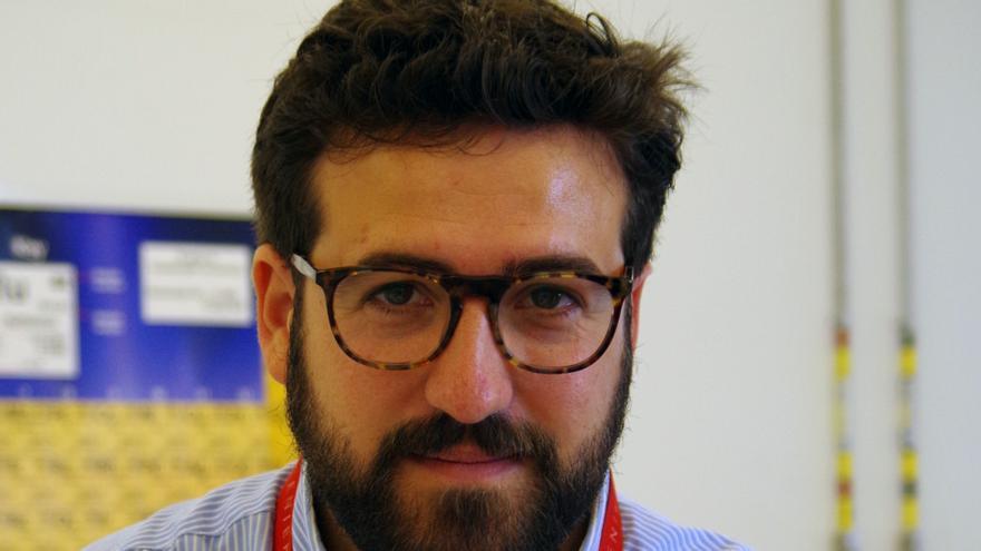Edgard Camarós, investigador especializado en Prehistoria.