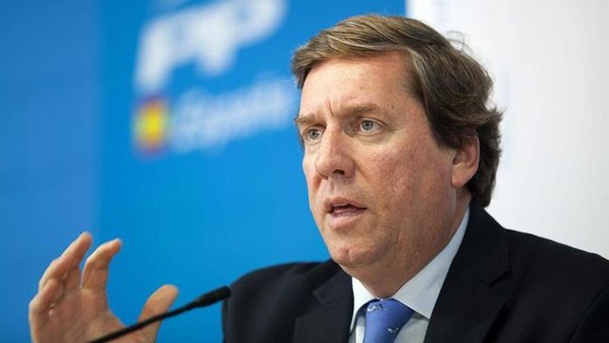 Gabriel Mato, eurodiputado del PP