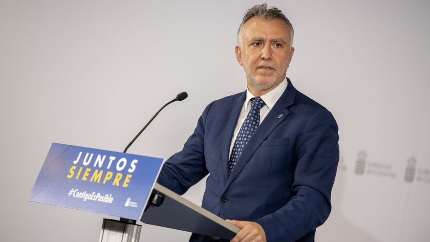 """Canarias """"endurecerá"""" las medidas restrictivas en Semana Santa para frenar la COVID-19"""