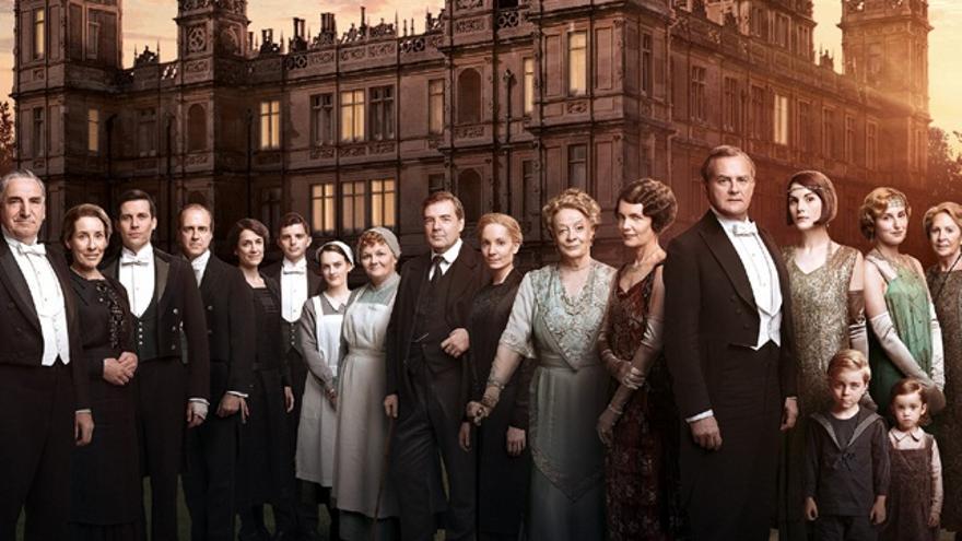 ¿En marcha la película de 'Downton Abbey' con una actriz estelar?