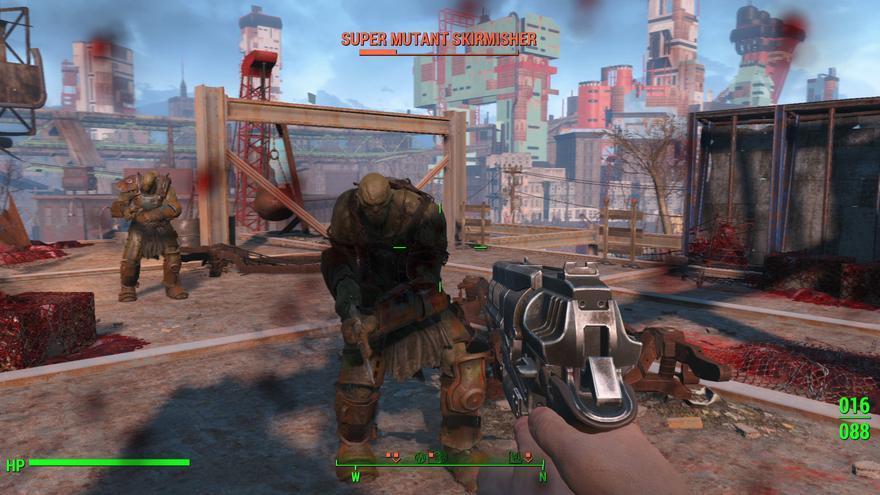 Las bases de Fallout 4 serán vitales