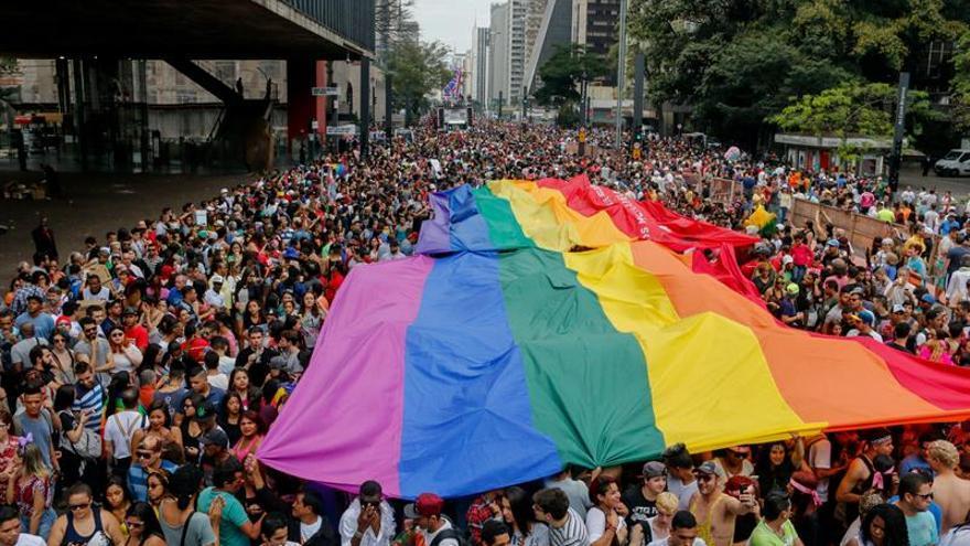 Un festival promovido por Canadá abre la Semana del Orgullo Gay de Sao Paulo