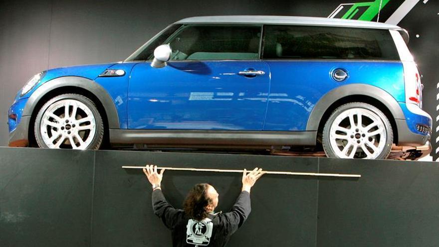 BMW vende 2,152 millones de vehículos hasta noviembre, un 5,8 % más