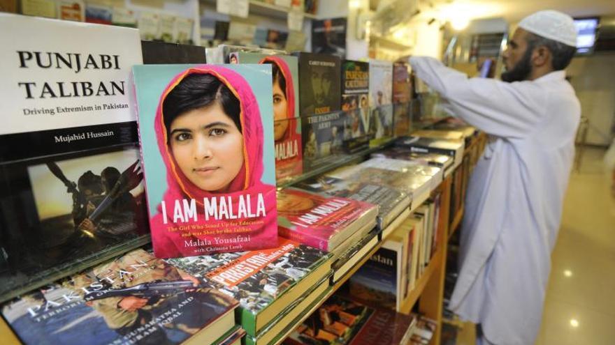 Las autoridades locales impiden la presentación del libro de Malala en Pakistán