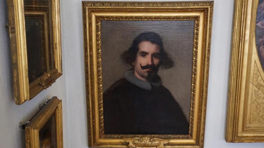 El amigo perdido de Velázquez en Roma