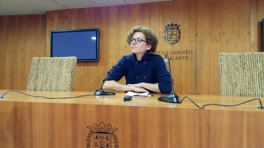 Marisol Moreno ha atendido a los medios este martes tras ser condenada por injurias a la Corona