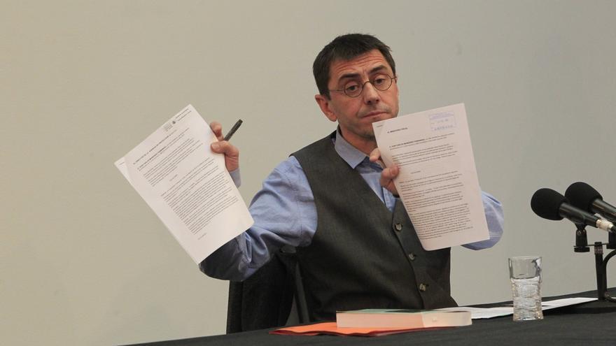 """La Complutense recurrirá la sentencia sobre compatibilidad de Monedero para obtener """"jurisprudencia clara"""" al respecto"""