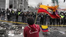 La misión de la ONU concluye que hubo uso desproporcionado de fuerza en Ecuador