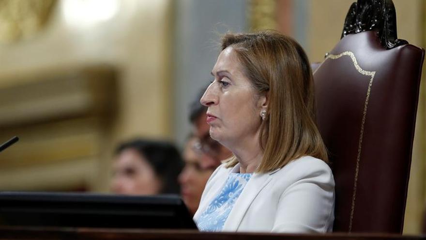 El Congreso sigue a la espera de recibir la carta de Puigdemont