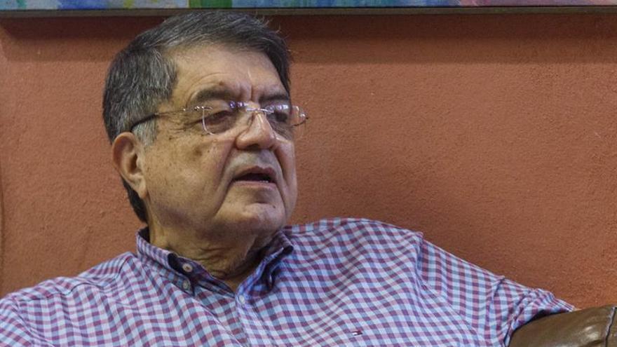 Sergio Ramírez quiere abrir las puertas del Cervantes para toda Centroamérica