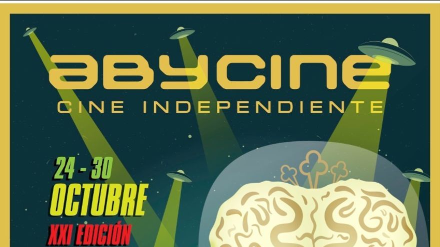 Cartel Abycine 'Cine Independiente'