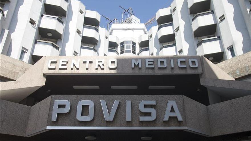 Povisa (Vigo), una de las clínicas privadas con concierto con la Xunta de Galicia