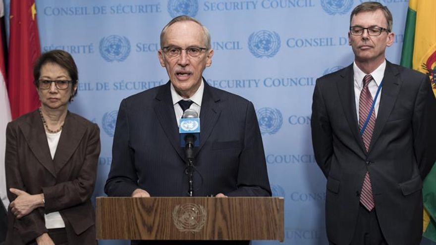 La ONU espera señalar para octubre a los responsables del ataque químico en Siria
