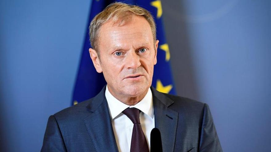 Donald Tusk insta a los 28 a ayudar en la protección de la frontera búlgara