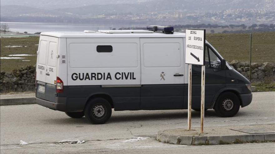 16 detenidos por robar en camiones en áreas de descanso en cinco provincias