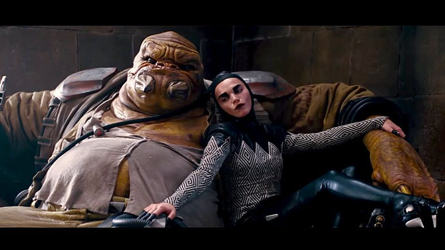 Star Wars VII: Jabba & Friends