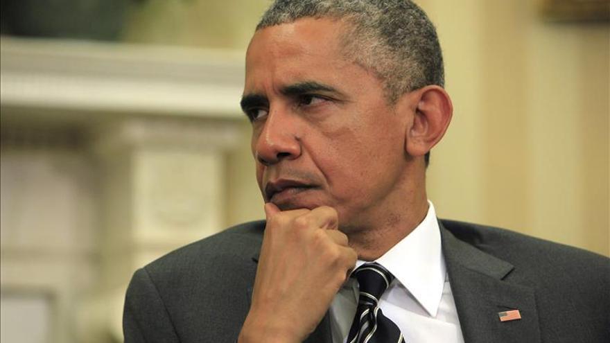 Obama pide al Senado aprobar la ley que acaba con la recogida masiva de datos de la NSA