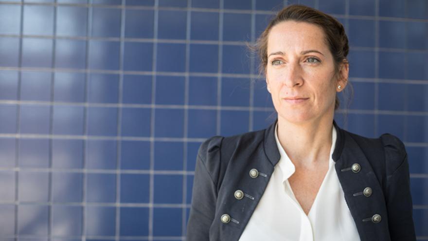 Yolanda López es psicóloga de la Universidad de Zaragoza