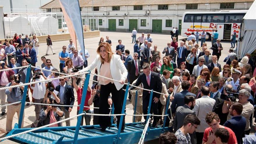 """El """"UCADIZ"""", una """"joya"""" al servicio de la investigación marina andaluza"""