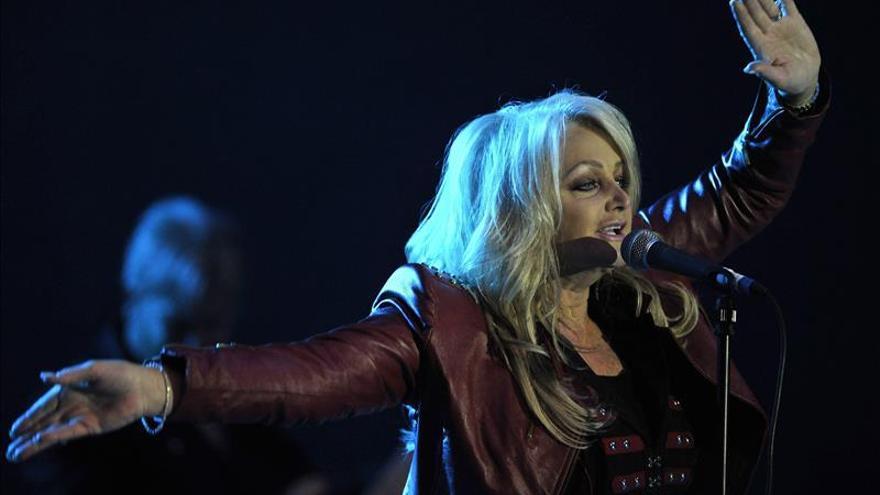 Bonnie Tyler regresa a España con un concierto en el Q Festival de Alzira