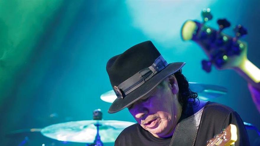 Santana, 70 años de una guitarra mística y latina