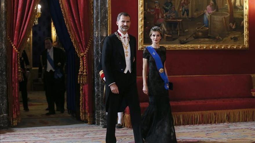 Los Reyes llegan hoy a Luxemburgo y mañana visitarán Bélgica