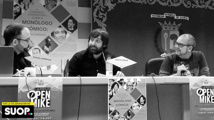Arturo González-Campos visitó 'Lo de las noticias' en la Universidad. Estarás orgulloso, Wert
