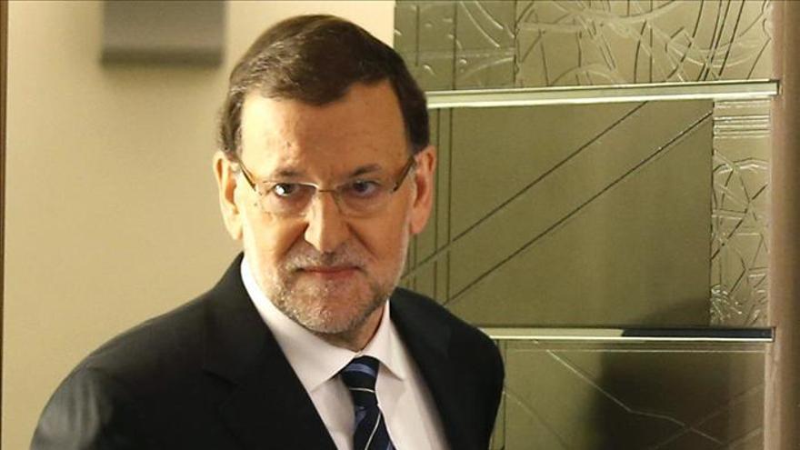 Rajoy no tiene intención de hacer cambios ni en el Gobierno ni en la dirección del PP
