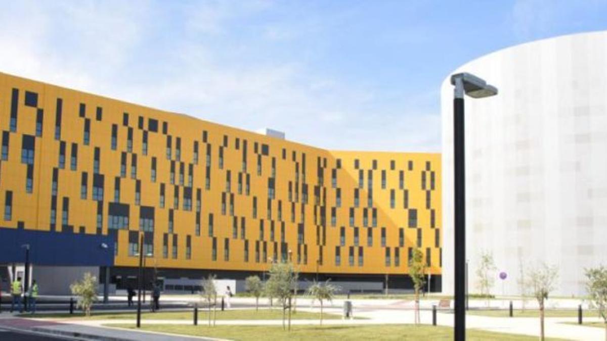 Nuevo Hospital Universitario de Toledo