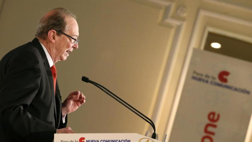 José Manuel Blecua, investido doctor honoris causa por la Universidad Carlos III